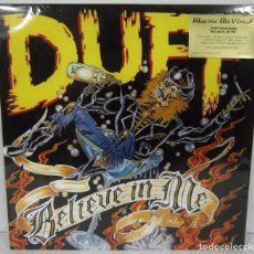 Discos de vinilo: DUFF MCKAGAN - BELIEVE IN ME - LP - GEFFEN 1993 - 2016 EDICION LIMITADA Nº 49/1000. Lote 101355879