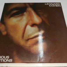 Discos de vinilo: LEONARD COHEN- LP VARIOUS POSITIONS- CBS 1984 SPAIN 3. Lote 101364068