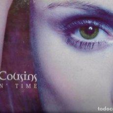 Discos de vinilo: TINA COUSINS(12 VINYL)KILLIN TIME-JIVE--UK-EX/NEW (UNPLAYED. Lote 194276888