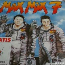 Discos de vinilo: MAX MIX-7-DOBLE LP. Lote 101370359