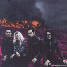 Discos de vinilo: LP THE DEAD WEATHER DODGE AND BURN VINILO 180G QUEENS OF STONEAGE KILLS JACK WHIT. Lote 128423606