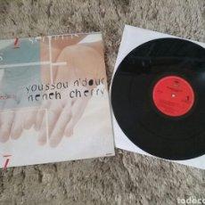 Discos de vinilo: YOUSSOU N'DOUR NENEH CHERRY - 7 (SEVEN) SECONDS (MAXI SINGLE). Lote 101387823