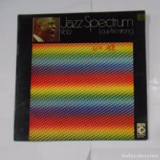 Discos de vinilo: LOUIS ARMSTRONG.- JAZZ SPECTRUM VOLUMEN 2. LP. TDKDA20. Lote 101394967