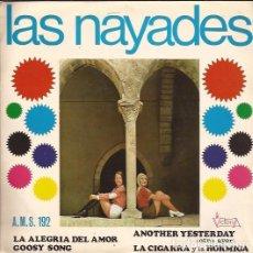 Discos de vinilo: EP- LAS NAYADES GOOSY SONG AMS 192 SPAIN 1972. Lote 101441183