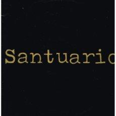 Discos de vinilo: SANTUARIO - NO VOLVERAS (3 VERSIONES) - MAXISINGLE 1993. Lote 101450963