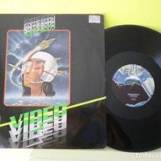 Discos de vinilo: SOMEBODY, ( VIDEO), MAXI SINGLE ,LOTE 145. Lote 101450979