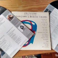 Discos de vinilo: LP (VINILO)-DOBLE- DE HOMENAJE A ELTON JOHN & BERNIE TAUPIN AÑOS 90. Lote 101465751