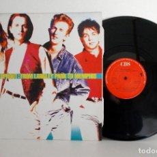 Discos de vinilo: PREFAB SPROUT - FROM LANGLEY PARK TO MEMPHIS - LP CBS SPAIN 1988 EX/NM. Lote 101472243