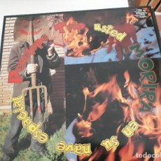 Discos de vinilo: PENELOPE TRIP USTED MORIRA EN SU NAVE ESPACIAL 1994 EDICION ORIGINAL. Lote 101496847