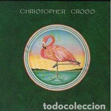 Discos de vinilo: CHRISTOPHER CROSS - RIDE LIKE THE WIND - LP VINILO - 33RPM. Lote 277752888