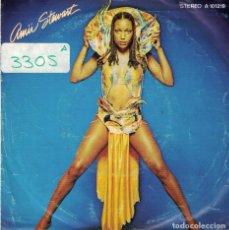 Discos de vinilo: AMII STEWART - THE LETTER / PARADISE BIRD (SINGLE ESPAÑOL, ARIOLA 1980). Lote 101528007