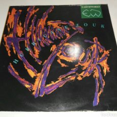 Discos de vinilo: HURRICANE ZOUK- LP VARIOUS- VIRGIN RECORDS 1987 MADE UK 4. Lote 101528454