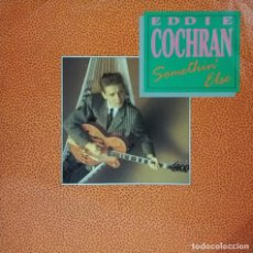 Discos de vinilo: EDDIE COCHRAN - SOMETHING' ELSE MAXI SINGLE UK . Lote 101535359