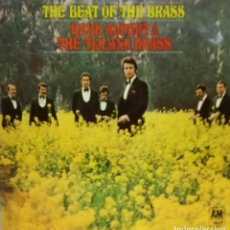 Disques de vinyle: HERB ALPERT AND THE TIJUANA BRASS - THE BEAT OF THE BRASS LP SPAIN 1968. Lote 101538335