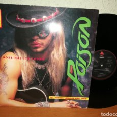 Discos de vinilo: PISO..EVERY ROSE HAS ITS THORN..1988,,IMPORT... Lote 101549055