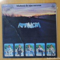 Discos de vinilo: ALMANZORA - MUÑECA DE OJOS OSCUROS - LP. Lote 101554252