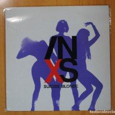 Discos de vinilo: INXS - SUICIDE BLONDE - MAXI. Lote 103785786