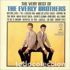 THE EVERLY BROTHERS* - THE VERY BEST OF THE EVERLY BROTHERS (LP, COMP) (Música - Discos - LP Vinilo - Rock & Roll)