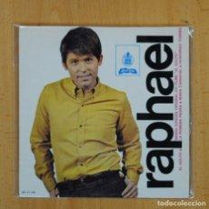Discos de vinil: RAPHAEL - EL GOLFO B.S.O. EL GOLFO + 3 - EP. Lote 101563739