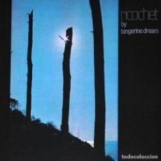 Discos de vinilo: TANGERINE DREAM LP VINYL RICOCHET - 180 GR - NUEVO Y PRECINTADO.. Lote 101563915