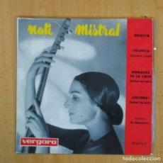 Discos de vinilo: NATI MISTRAL - PROFECIA + 2 - EP. Lote 101563928