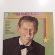 Discos de vinilo: SAMMY KAYE THIS IS 2LP ( 1972 RCA USA ) EXCELENTE ESTADO. Lote 101578707