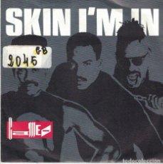 Discos de vinilo: CAMEO - SKIN I'M IN / HONEY (SINGLE HOLANDES, MERCURY 1988). Lote 101591203