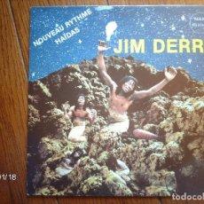 Discos de vinilo: JIM DERRY - JAH PA DOUET BON + VERITE . Lote 101594555
