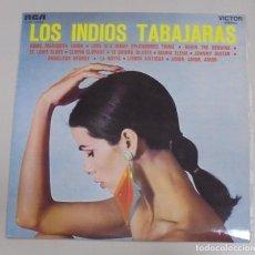 Discos de vinilo: LP. LOS INDIOS TABAJARAS. ADIOS MAEIQUITA LINDA. 1967. RCA. Lote 101616531