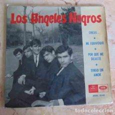 Discos de vinilo: LOS ANGELES NEGROS - CHICAS + 3 - EP 1965. Lote 101620167