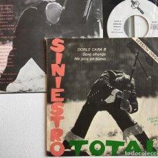 Discos de vinilo: SINIESTRO TOTAL SINGLE SEXO CHUNGO 1983. Lote 101620923