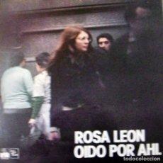 Discos de vinilo: LP ROSA LEÓN. Lote 101642099