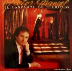 Discos de vinilo: LP VICTOR MANUEL. Lote 101642251
