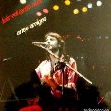 Discos de vinilo: LP DOBLE LUIS EDUARDO AUTE. Lote 101642395