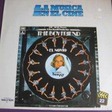 Discos de vinilo: THE BOYFRIEND - EL NOVIO LP EMI BELTER 1982 - LA MUSICA EN EL CINE - TWIGGY - KEN RUSSELL . Lote 101653035