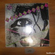 Discos de vinilo: KAKA DE LUXE, PARAÍSO. MAXI LP - CHAPA 1982. Lote 101657887