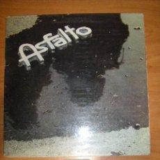 Discos de vinilo: ASFALTO. AL OTRO LADO. CHAPA RECORDS 1978. Lote 101658007