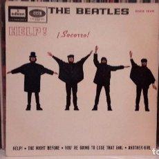 Discos de vinilo: BEATLES - HELP! . Lote 101665723