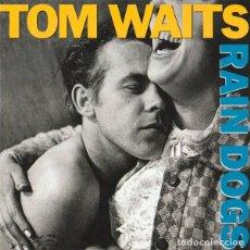 Discos de vinilo: TOM WAITS LP RAIN DOGS REEDICION. Lote 101669199