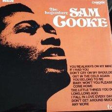 Discos de vinilo: LP SAM COOKE: THE LEGENDARY SAM COOKE (EDIC. UK 1971). Lote 101681927