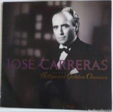 Discos de vinilo: JOSÉ CARRERAS. HOLLYWOOD GOLDEN CLÁSICA. 1991. Lote 101687814