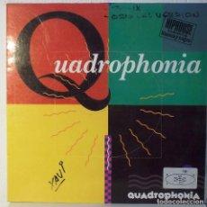 Discos de vinilo: QUADROPHONIA - LP. Lote 101697595