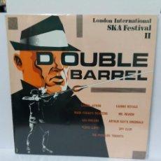 Discos de vinilo: LP ** LONDON INTERNATIONAL SKA FESTIVAL II (2LP'S)** COVER/ NEAR MINT/M (NM/M)**LP/ VERY GOOD + (VG). Lote 153064077