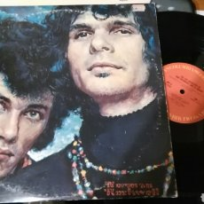 Disques de vinyle: THE LIVE ADVENTURES OF MIKE BLOOMFIELD AND AL KOOPER DOBLE LP U.S.A.CARPETA DOBLE. Lote 101702302