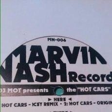 Discos de vinilo: D.J. MOT - HOT CARS EP USA.2000. Lote 101710364