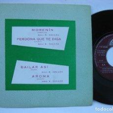 Discos de vinilo: MAESTRO SELLES - BAILAR ASI ( SAMBA ). Lote 101715455