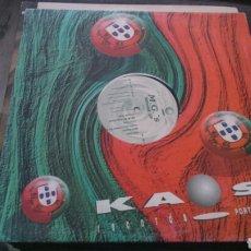 Discos de vinilo: M.G'S - NITEOUT EP 1996 PORTUGAL. Lote 101732928