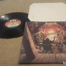 Discos de vinilo: MAGNUM LP. ON A STORYTELLERS NIGHT. MADE IN ENGLAND. UK. 1985.. Lote 101735615