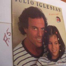 Discos de vinilo: LP DISCO VINILO JULIO IGLESIAS - ENVIO INCLUIDO A ESPAÑA. Lote 101735819