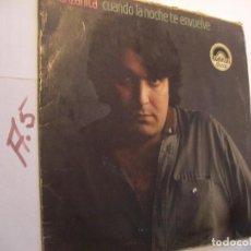 Discos de vinilo: LP DISCO VINILO MANZANITA - ENVIO INCLUIDO A ESPAÑA. Lote 101735867